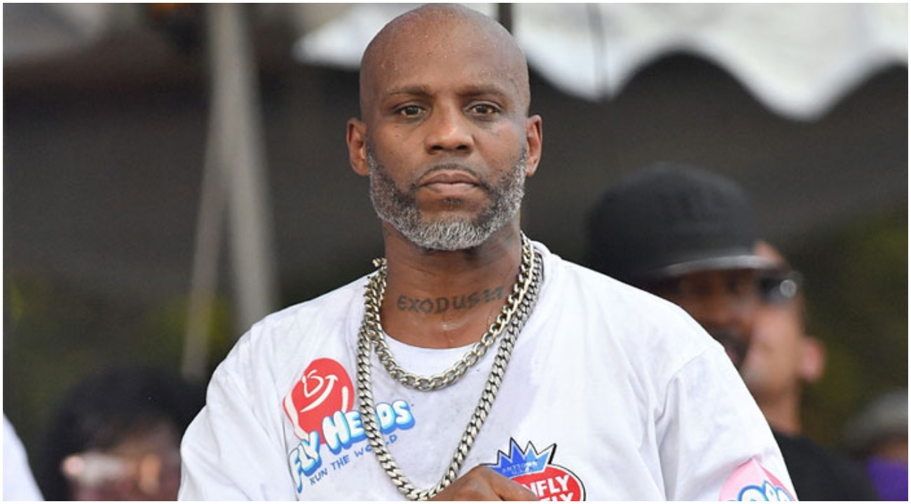 DMX Allegedly Checked Into Rehab to Avoid Potential Relapse