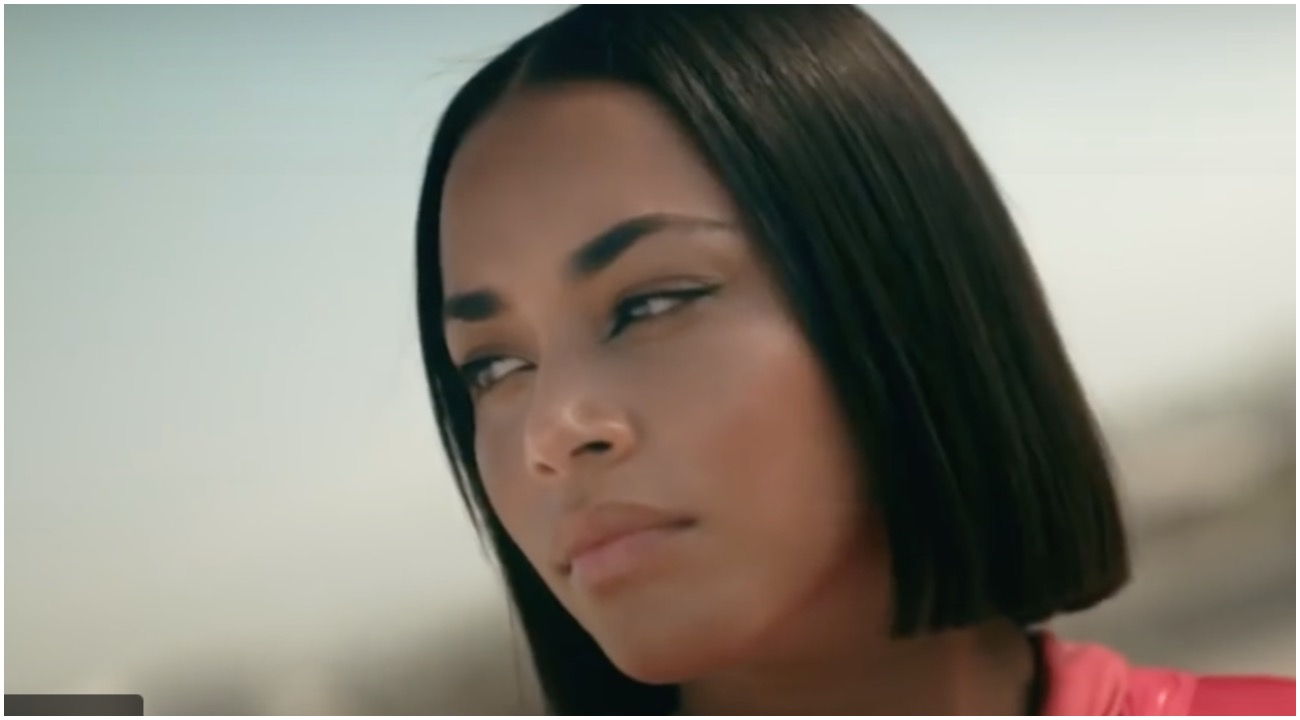 Lauren London Gives Emotional Tribute To Nipsey Hussle For Puma Brand Launch