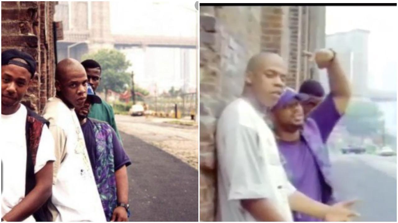 Dope Alert: Long Lost Jay-Z Mixtape (Pre-Reasonable Doubt) Surfaces Ft. Sauce Money🔥🔥(36 Minutes Long)